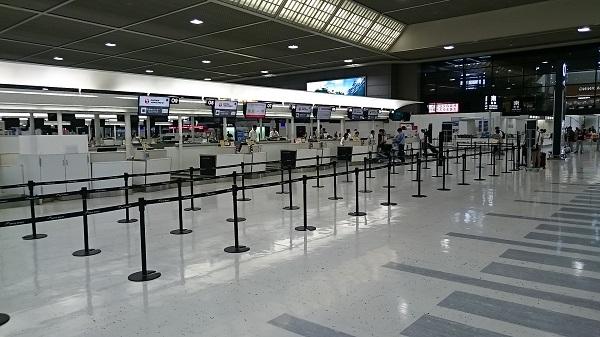 【気弱リーマン@成田空港第2ターミナル】チェックイン後のオススメの過ごし方